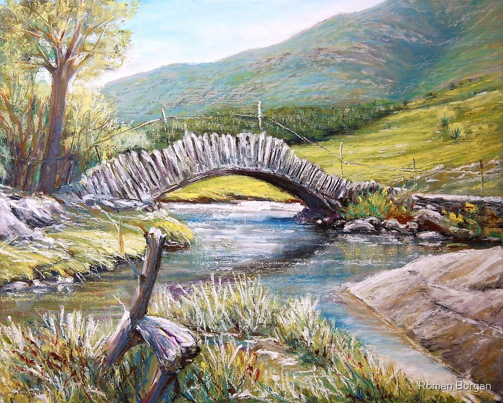 Slaters bridge by Roman Burgan