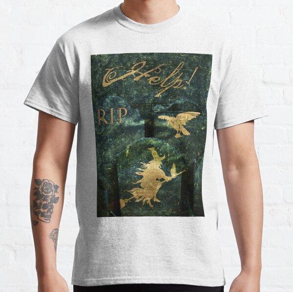 Gravestone Hell Classic T-Shirt