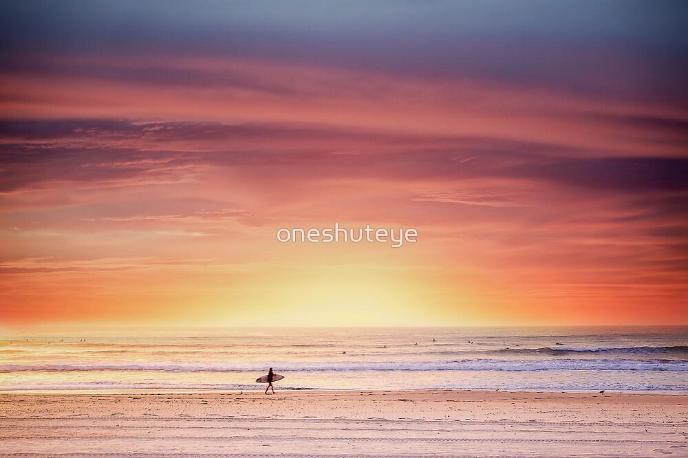 Wanda Sunrise by oneshuteye