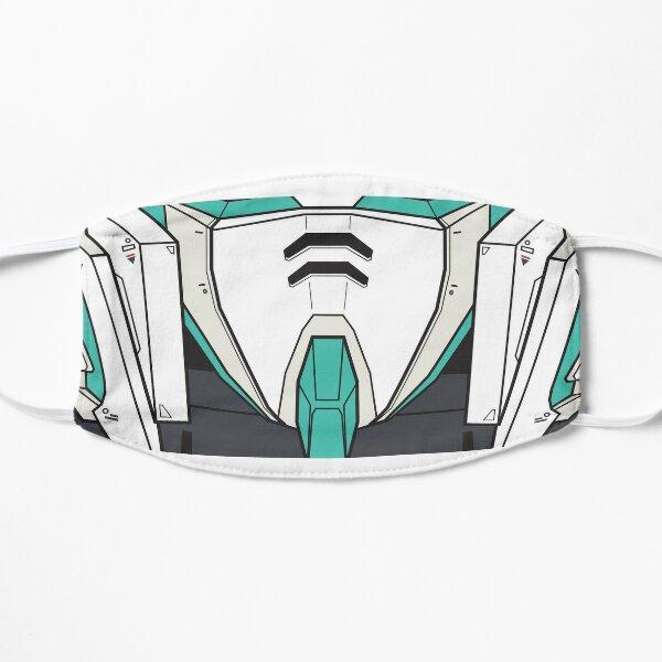 Unicorn Final Battle Mask Flat Mask