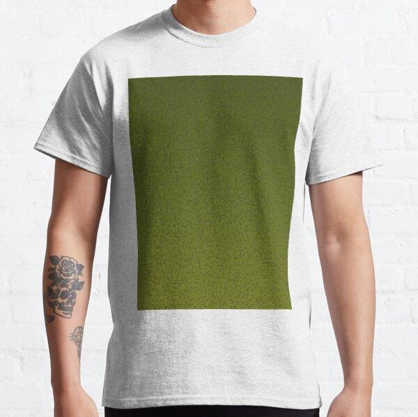 Green Military Classic T-Shirt