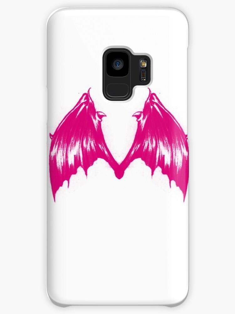 Pink Wings by krislergeigy