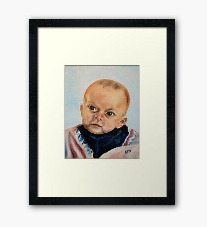 """""""Imogen"""" Framed Print"""