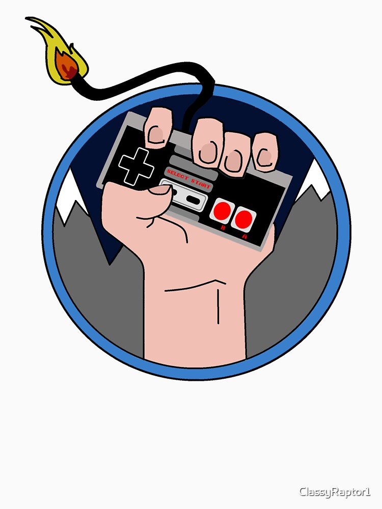 NES Fist by ClassyRaptor1