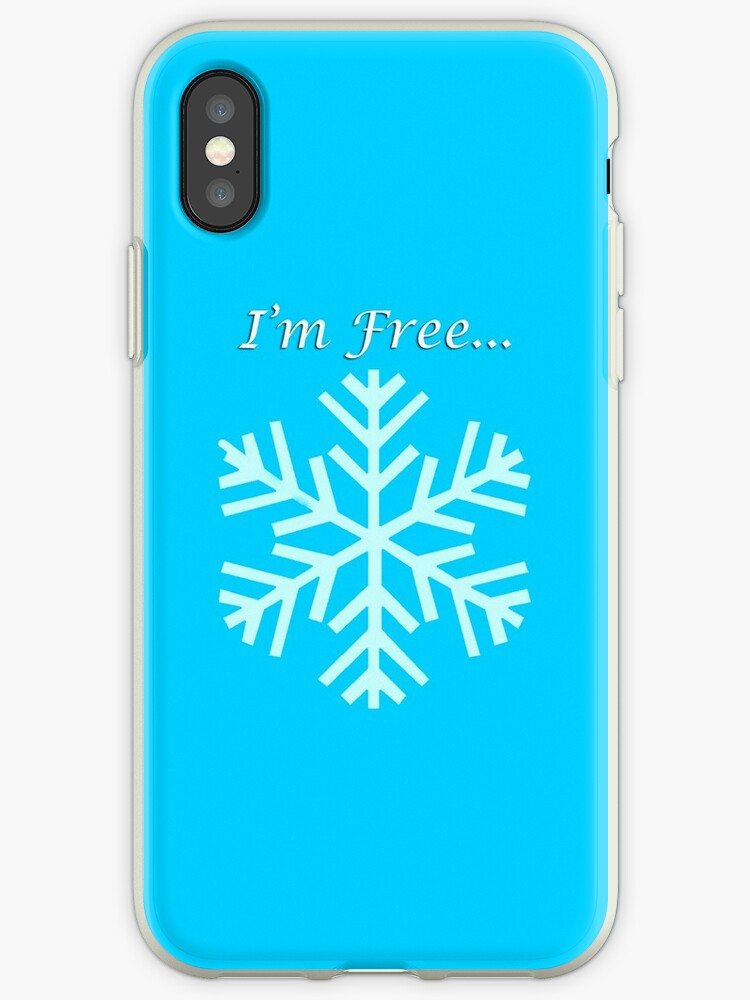 Frozen Snowflake by letitgodesigns