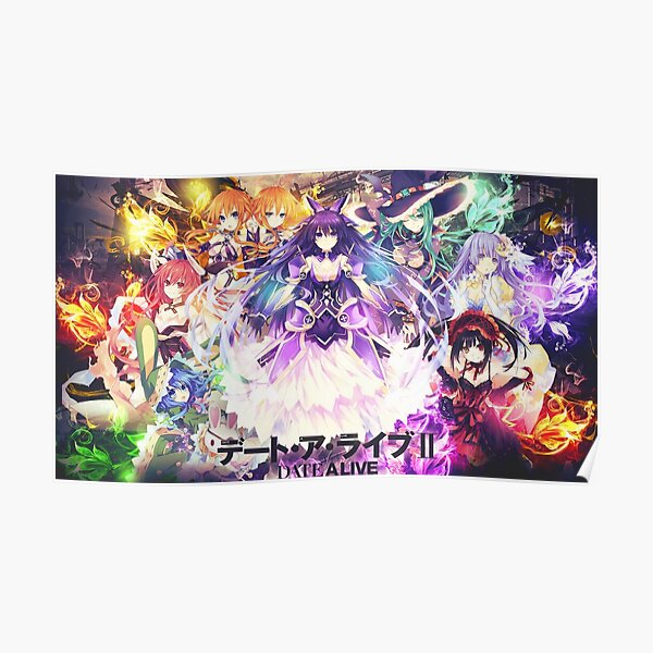 Date a Live 3 Poster