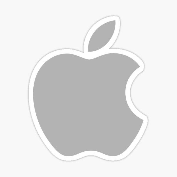 Apple Logo Sticker Sticker