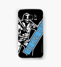 Riot Police King Blues Samsung Galaxy Case/Skin