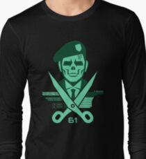 Scissors 61 Long Sleeve T-Shirt