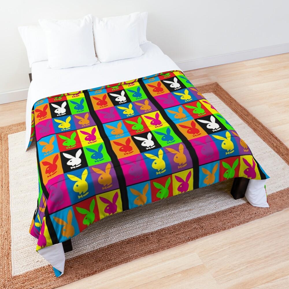 Playboy bunnies Comforter