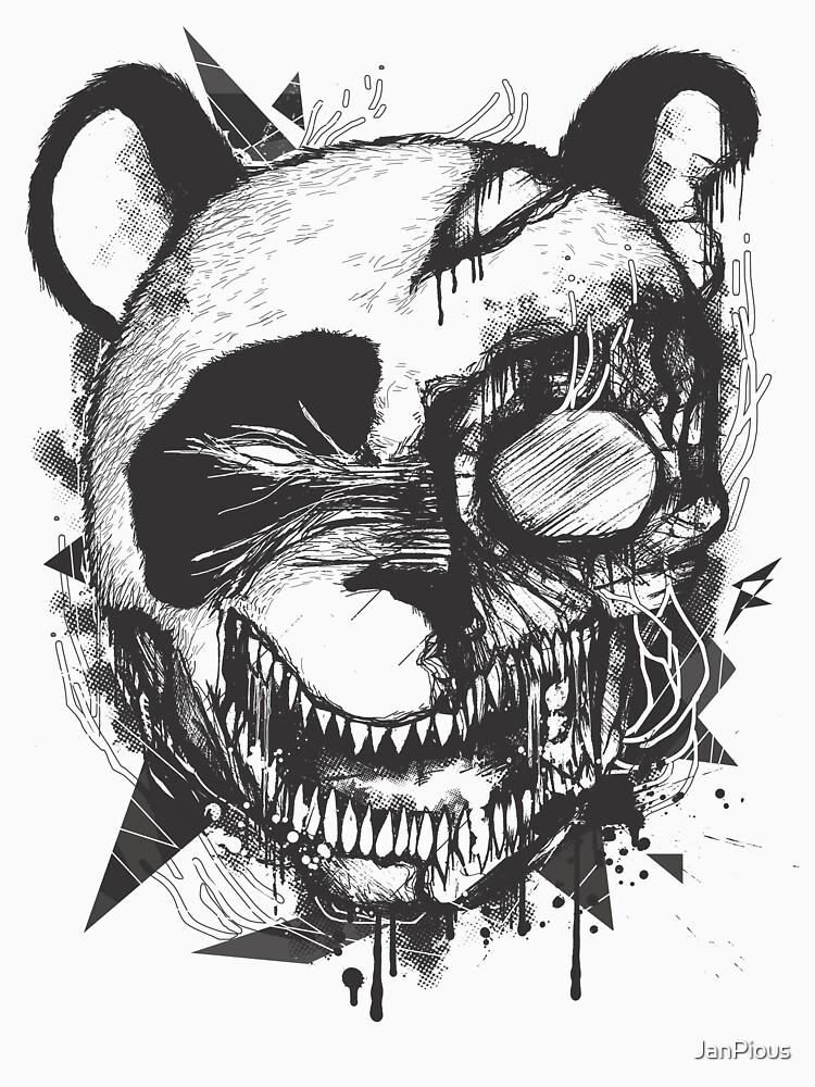 Dead Panda by JanPious