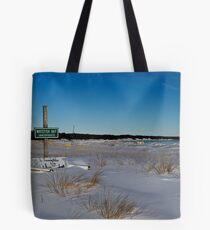 Whitefish Bay Unincorporated Tote Bag