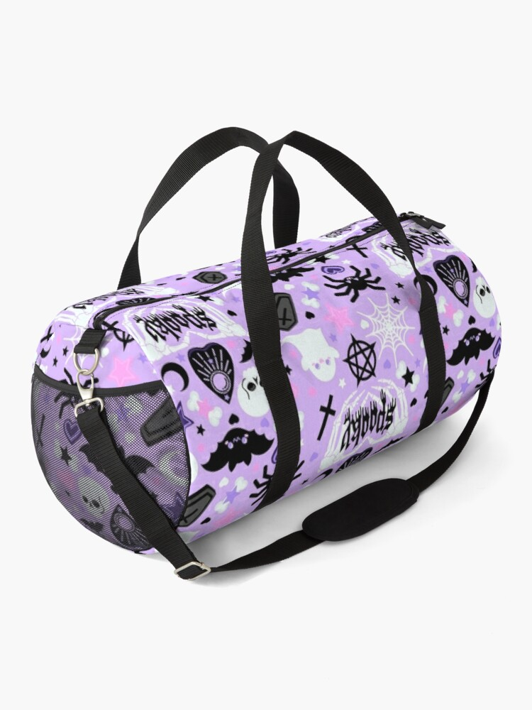 Alternate view of Pastel Goth Duffle Bag