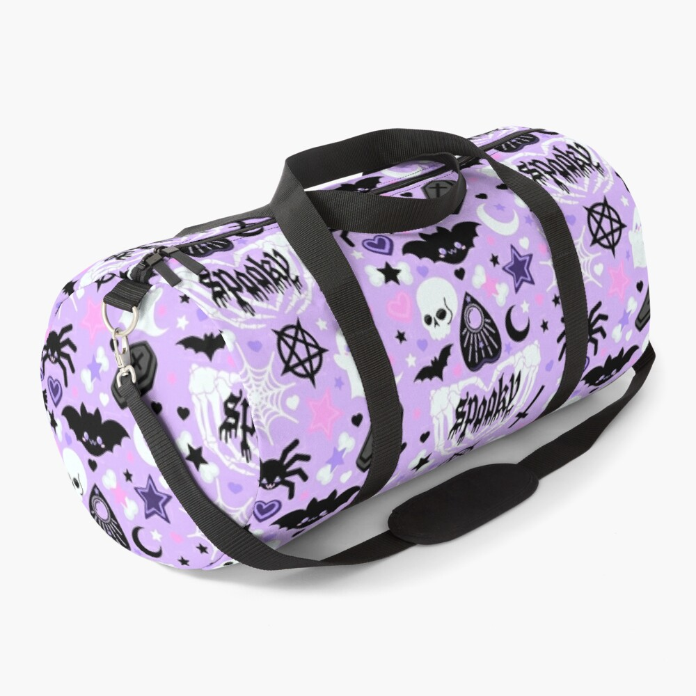 Pastel Goth Duffle Bag