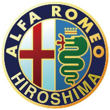 alfaromeo x Hiroshima by scuderiaacero