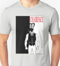 The Tick chairface scarface Slim Fit T-Shirt