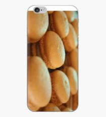 Salted Caramel Macarons iPhone Case
