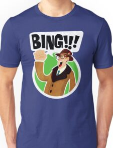 Bing!!!-2 Unisex T-Shirt