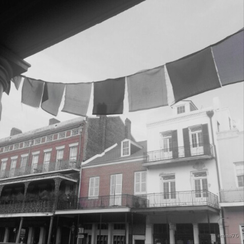A Little Tibet in New Orleans by emme76