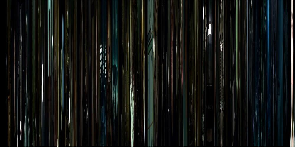 Dark City (1998) by Armand9x