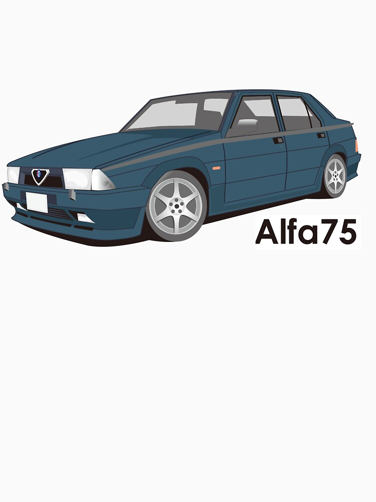 Alfaromeo 75 zender version by scuderiaacero