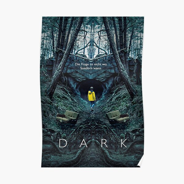 DARK Season 1 Ultra High Resolution Póster