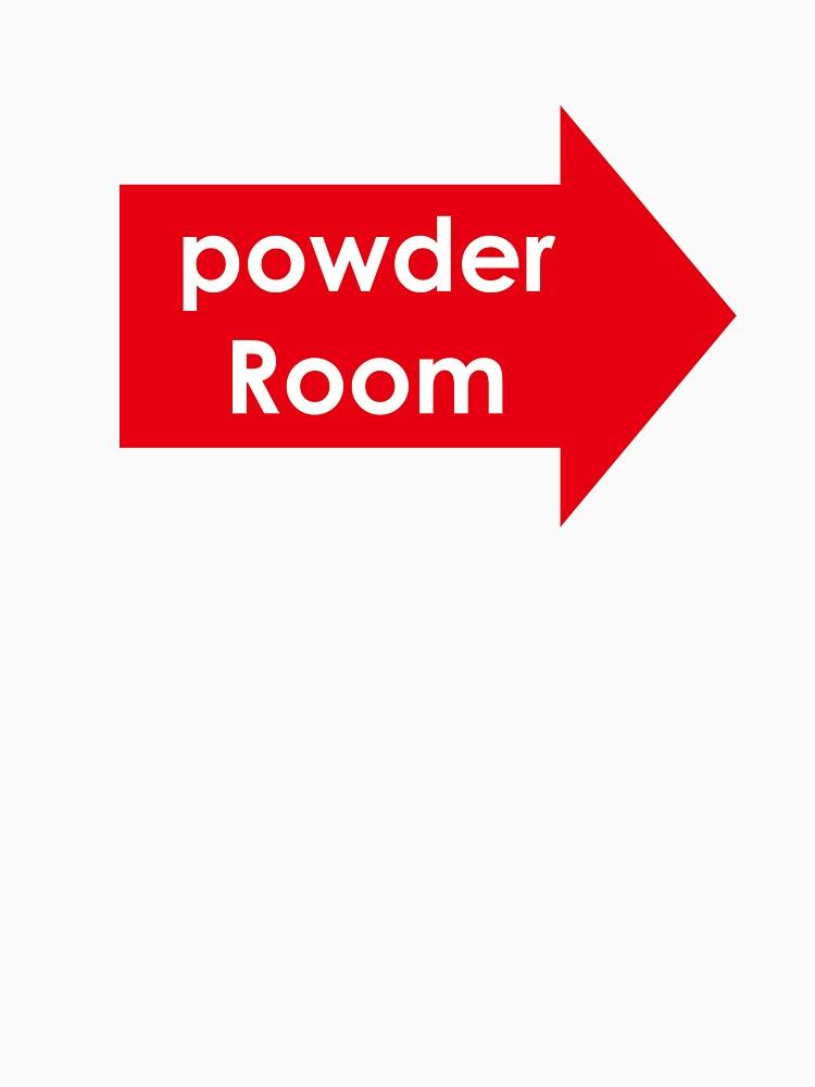 milemiglia powderroom by scuderiaacero