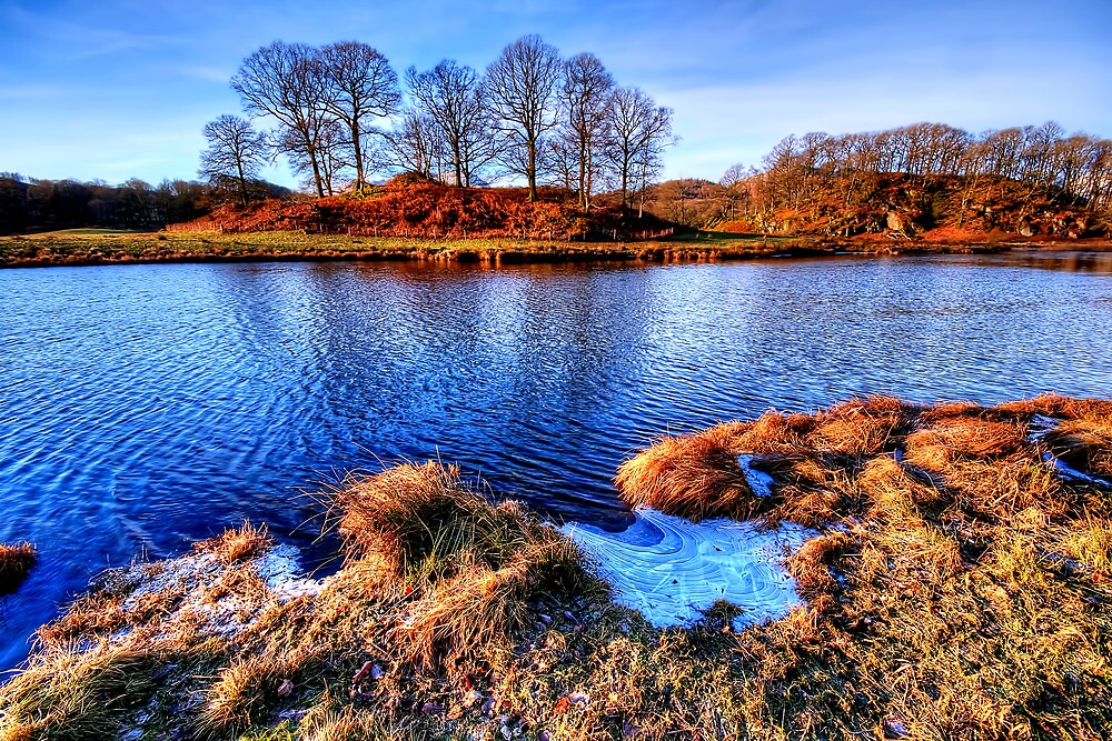 River Brathay by Stephen Smith