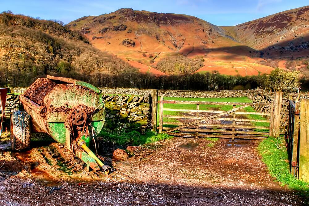 Rosthwaite Farm by Stephen Smith