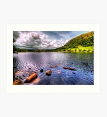 Rydal Water Art Print