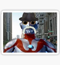 Ultraman: The Untold Story Sticker
