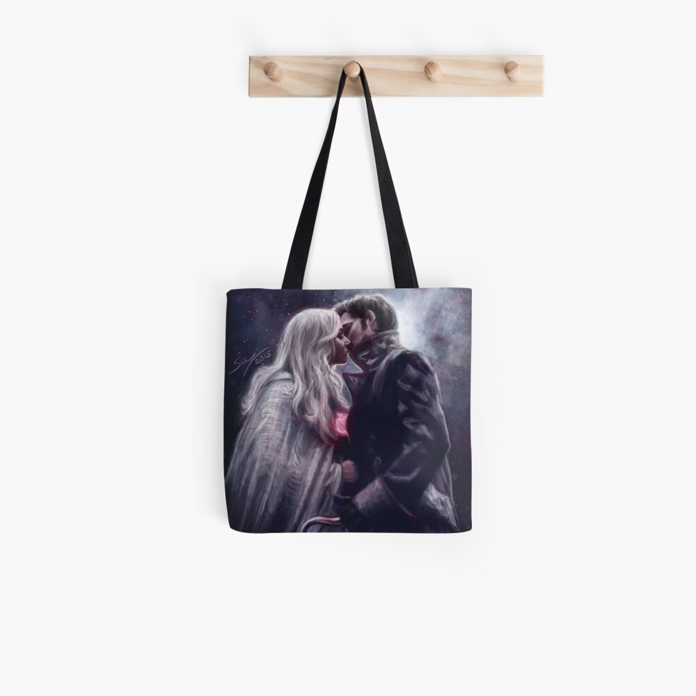 Now That We're Alone Tote Bag