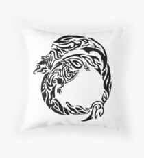 Charizard Tribal Throw Pillow