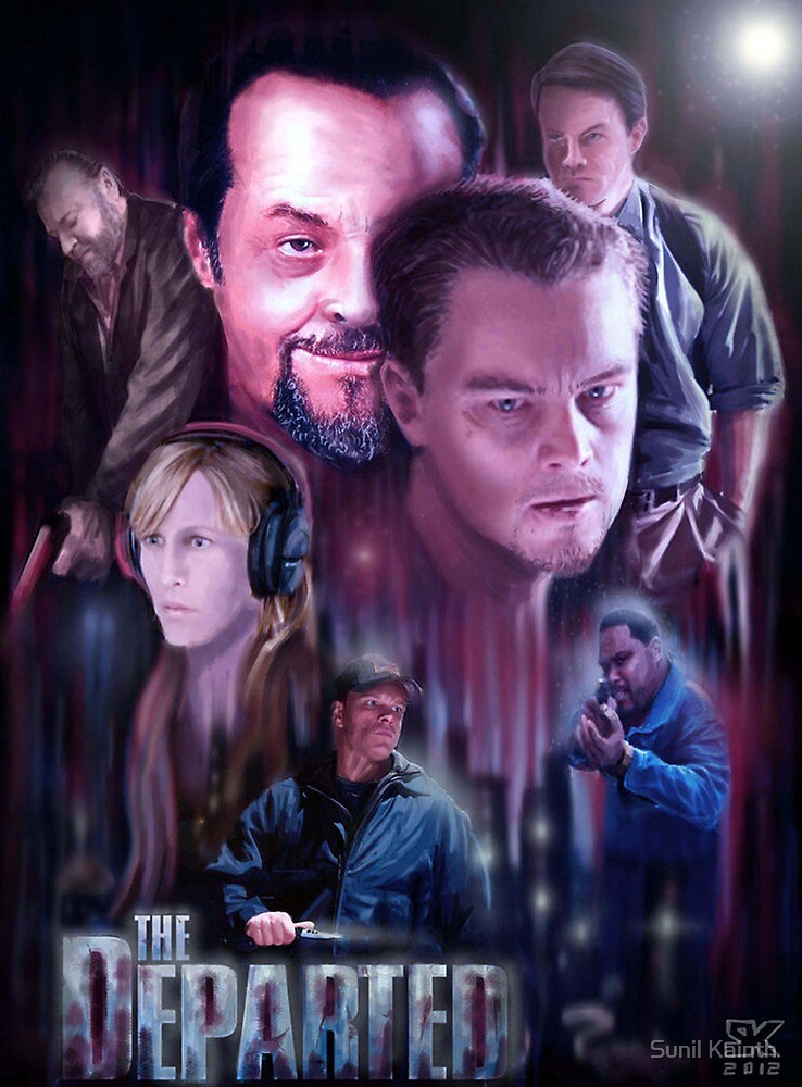 The Departed by Sunil Kainth
