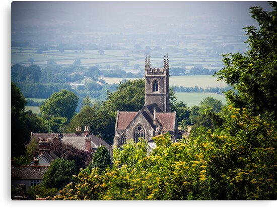 St James Church Shaftesbury by mlphoto