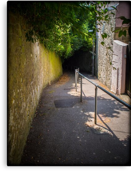 Shooters Lane Shaftesbury by mlphoto