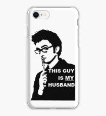 My Husband iPhone Case/Skin