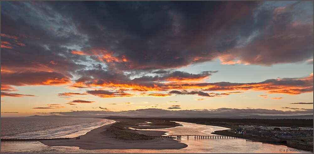 This Is Lossiemouth by Andrew Watson