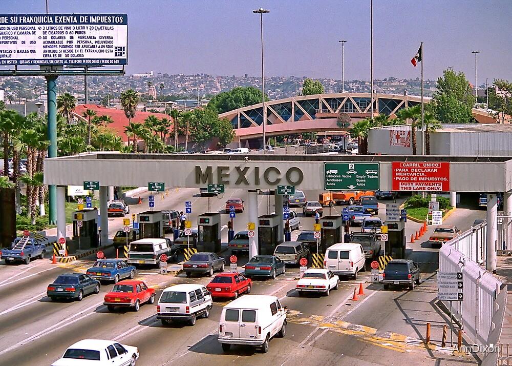 Border Crossing by AnnDixon