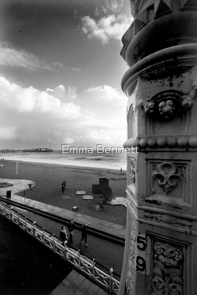 Brighton view by Emma Bennett