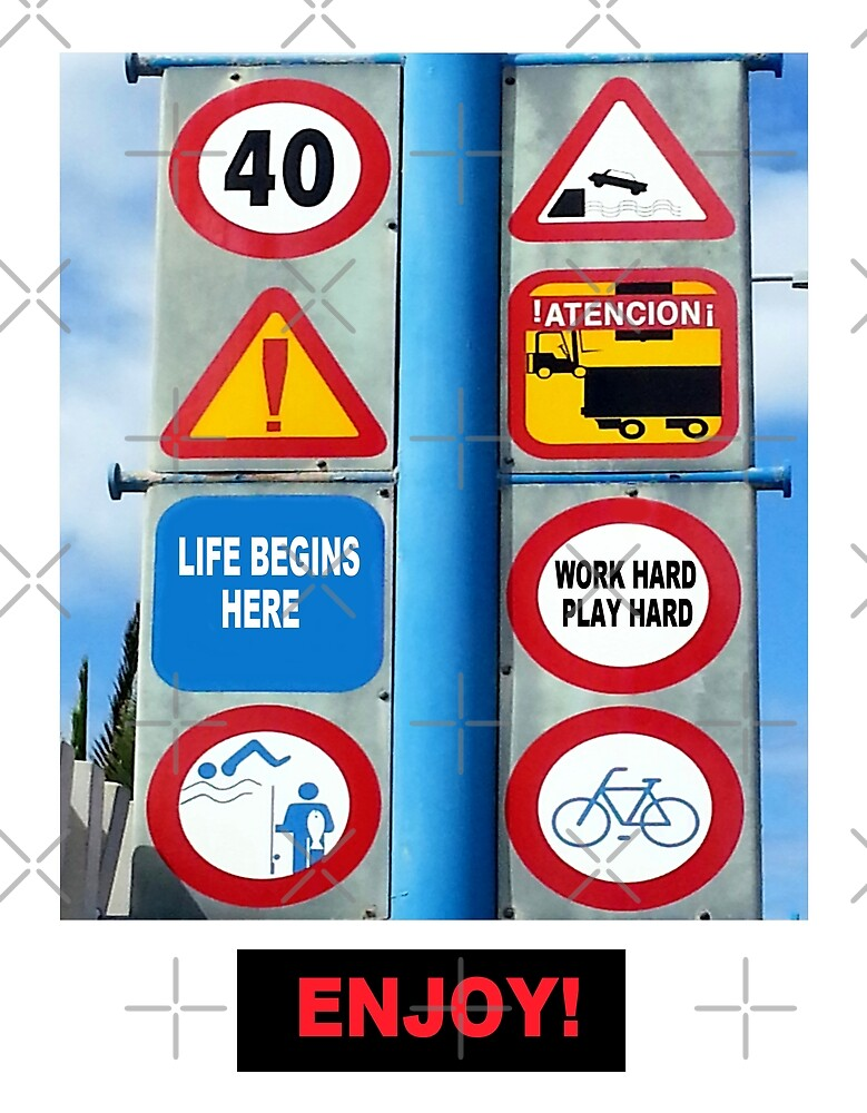 Road Sign by Artisimo