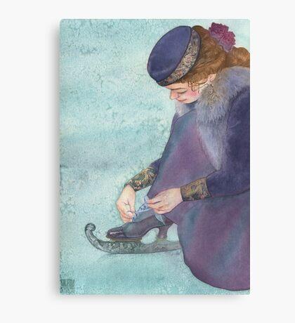 Karenina Canvas Print