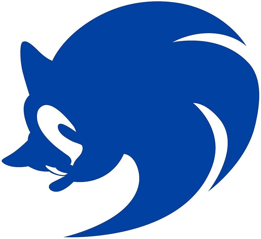 Sonic Logo by TigerGuy9001