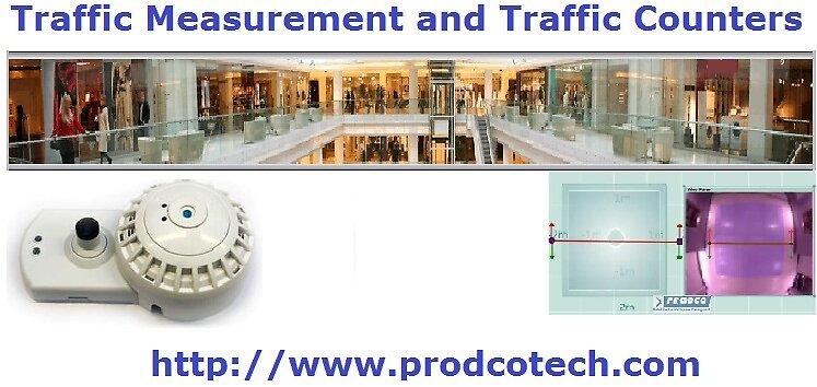 Traffic Measurement and Traffic Counters - www.prodcotech.com by prodcotech