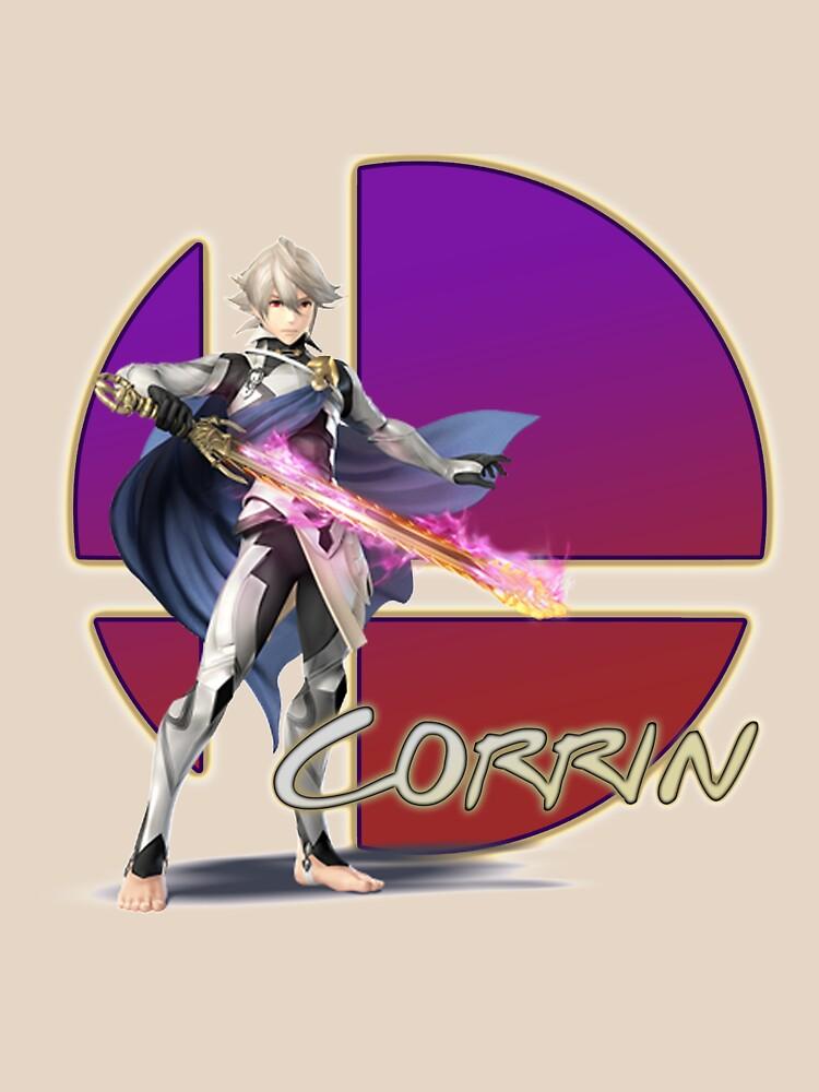 Männlich Corrin, Smash Bros. 4 von ciccioDeeamci
