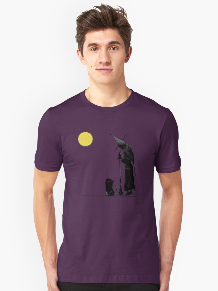 sister moon Unisex T-Shirt Front