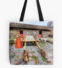 Dingle Famine Cottage Tote Bag