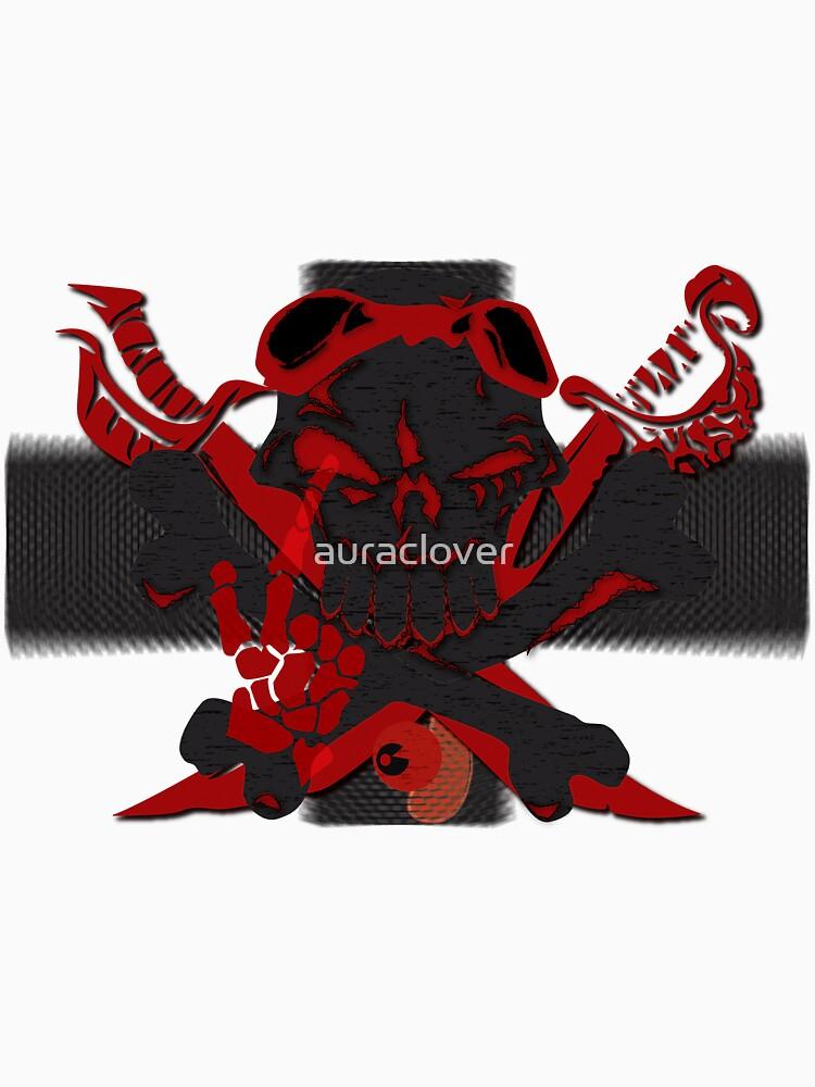 SOUL_HACKS by auraclover