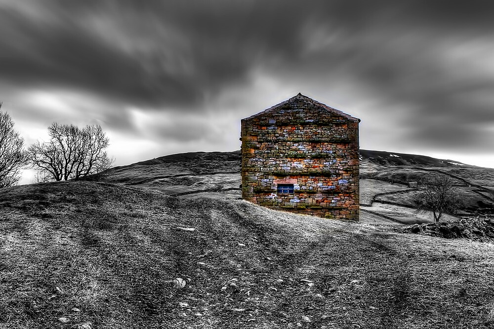 Keld Barn by Stephen Smith