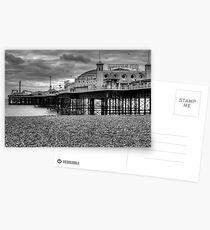 Brighton Pier Postcards